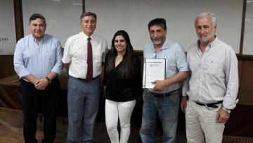 La Especialización en Gestión de Obras Civiles tiene su primer egresada