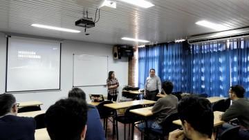 Representantes de Quilmes brindaron charla sobre mantenimiento industrial