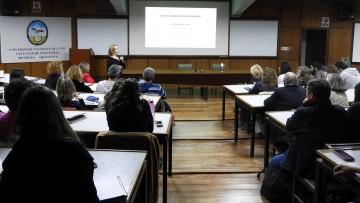 Se realizó el workshop Recorrido, experiencia sensible y memoria