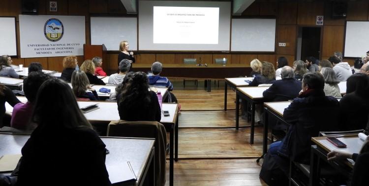 """Se realizó el workshop """"Recorrido, experiencia sensible y memoria"""""""