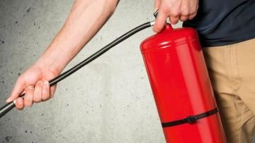 Capacitación en prevención, extinción de incendios y uso de matafuegos