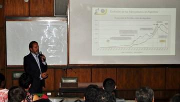 Trataron la evolución de los hidrocarburos en la Argentina y su impacto en la matriz energética actual