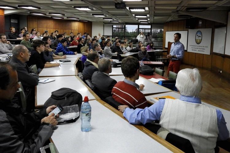 """Manuel Bustelo sobre movilidad eléctrica: """"Esto ya existe, ya es una realidad"""""""
