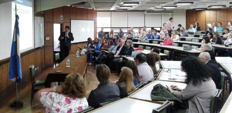 Se realizó Reunión de Claustro que trató el avance del Plan de Desarrollo Institucional