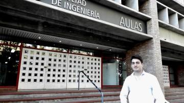 Rodrigo López de Armentia, un egresado con experiencia internacional