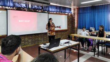 Se abordó la perspectiva de género en la dimensión socio-laboral