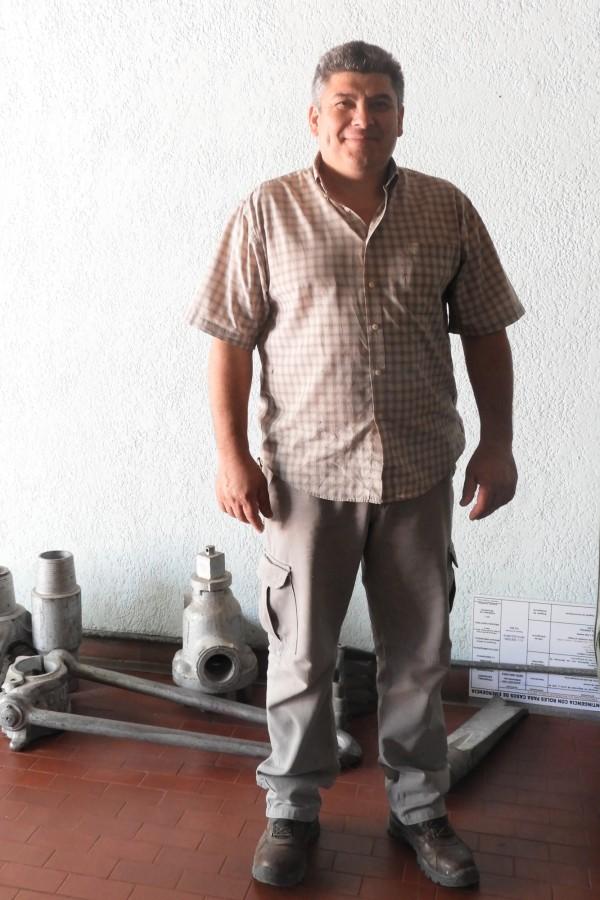 Ricardo Bermejo en la DETI I
