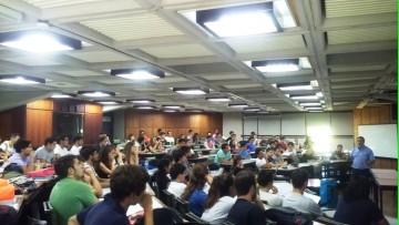 imagen que ilustra noticia Se realizó reunión informativa sobre Programas de Movilidad Estudiantil de la Facultad