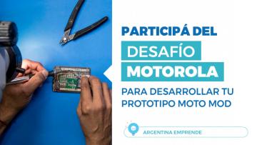 Concurso para desarrollar Motorola Moto Mods
