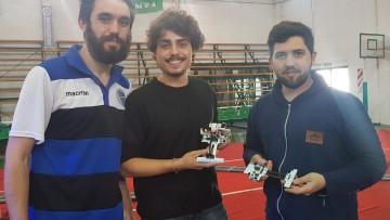 Estudiantes participaron de competencia de robótica en La Pampa