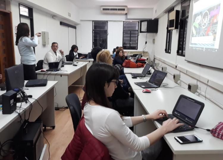 Las TIC en el aula: una semana para compartir experiencias