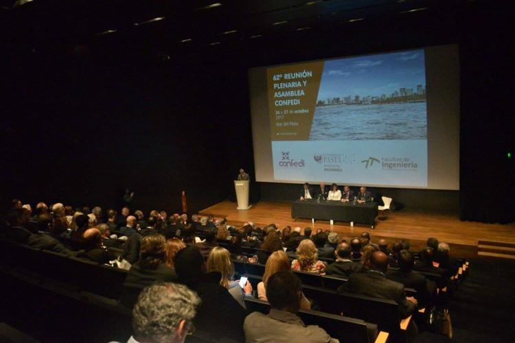 Autoridades de la Facultad participaron de la 62º Reunión y Asamblea Plenaria de CONFEDI