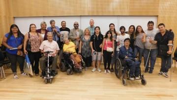 Primer Encuentro de la Red Nacional de Estudiantes Universitarios por la Inclusión