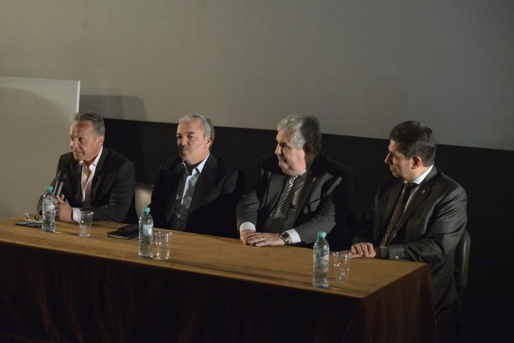 Representantes de la Universidad y organismos públicos debatieron sobre la problemática aluvional del Área Metropolitana de Mendoza