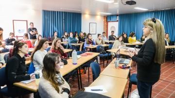 Comenzó el workshop sobre Neuroarquitectura en la Facultad de Ingeniería