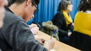 Taller de entrevista grupal para estudiantes y egresados
