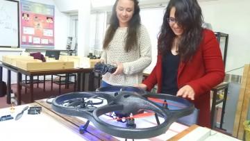Diseñan dron para detectar enfermedades en viñedos del Gran Mendoza