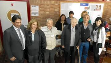 Acto en homenaje a la memoria del Profesor Luis Magistochi