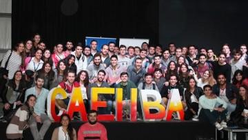 Alumnos de la Facultad participaron del Congreso Argentino de Estudiantes de Ingeniería Industrial