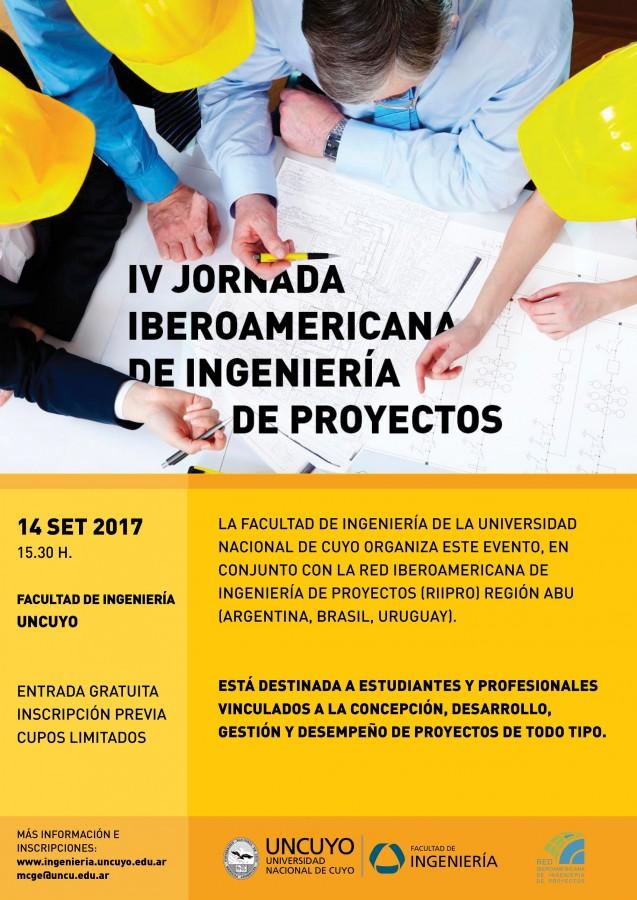 Jornada Iberoamericana de Ingeniería de Proyectos