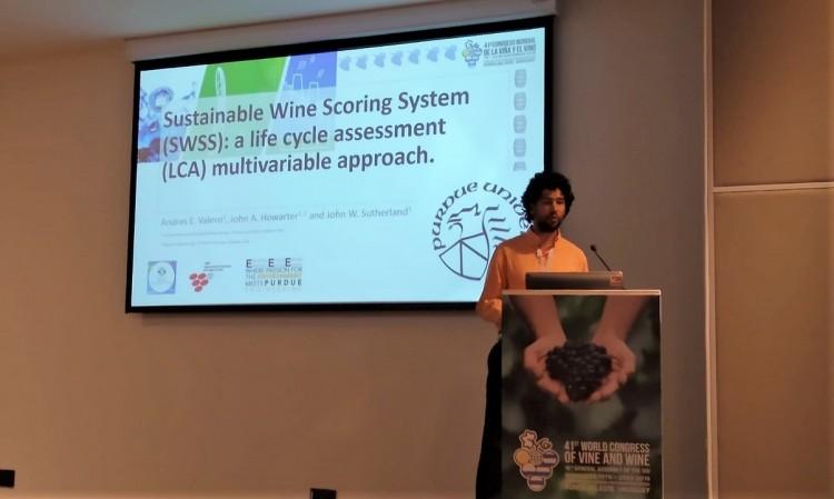 Se posterga conferencia sobre sustentabilidad en la industria vitivinícola