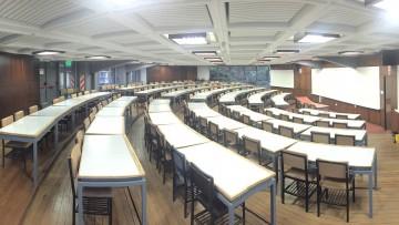 Continúan las mejoras edilicias en distintos espacios de la Facultad