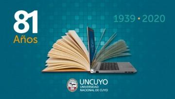Con jornadas sobre el futuro académico, la UNCUYO celebra su aniversario