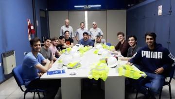 Estudiantes visitaron la empresa Bottino Hnos