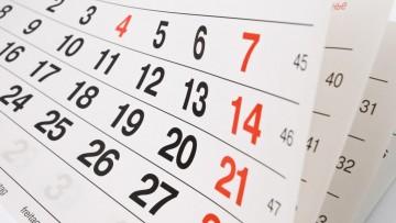 Calendario Académico y de Exámenes 2020 actualizado