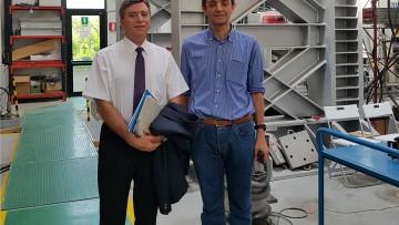 Se realizó misión institucional en universidad italiana