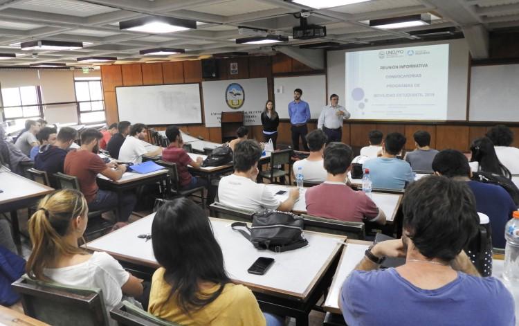 Convocatorias abiertas a Programas de Movilidad Estudiantil de la Facultad
