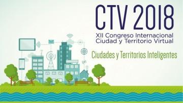 Se realizará el 12º Congreso Internacional Ciudad y Territorio Virtual