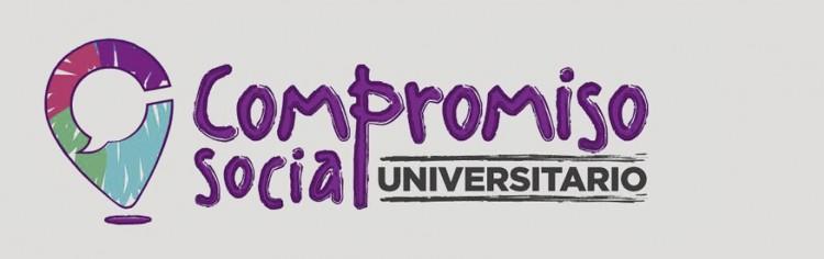 """Se encuentra abierta la Convocatoria de """"Compromiso Social Universitario"""" 2017"""