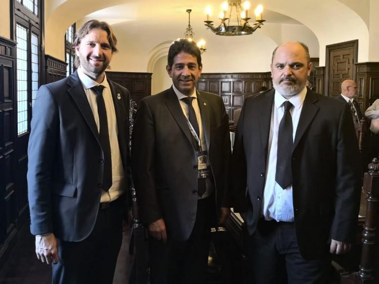 La Facultad participó de la 64° reunión y asamblea plenaria del CONFEDI