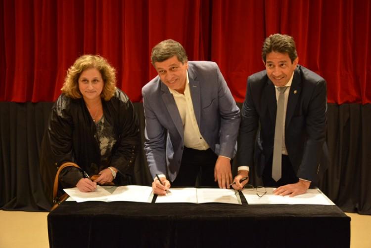La Facultad colabora en la modernización del Código de Edificación de Las Heras