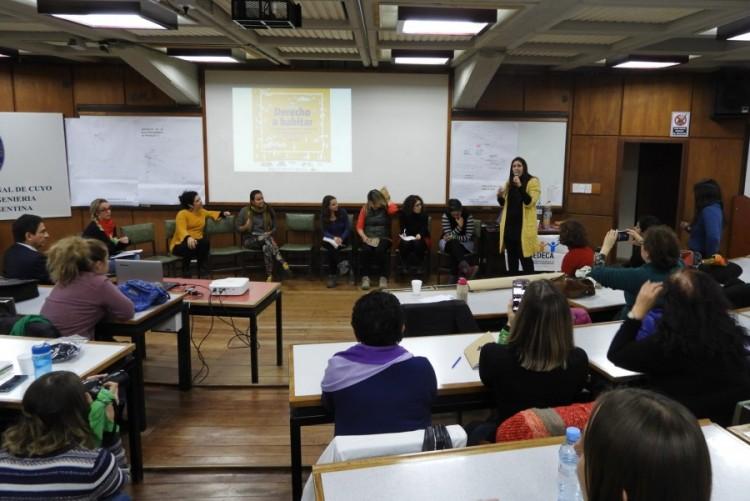 Se debatirá sobre derechos de las mujeres a las ciudades y territorios
