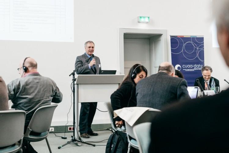 La Facultad participó del Taller de Lanzamiento de los intercambios I.DEAR 2017 en Alemania