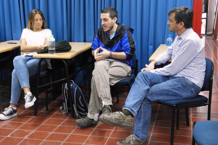 Se informó sobre la convocatoria de Proyectos Mauricio López 2019