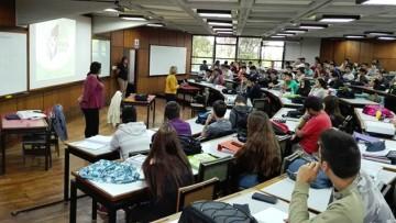 Convocatoria a estudiantes para promocionar derechos universitarios