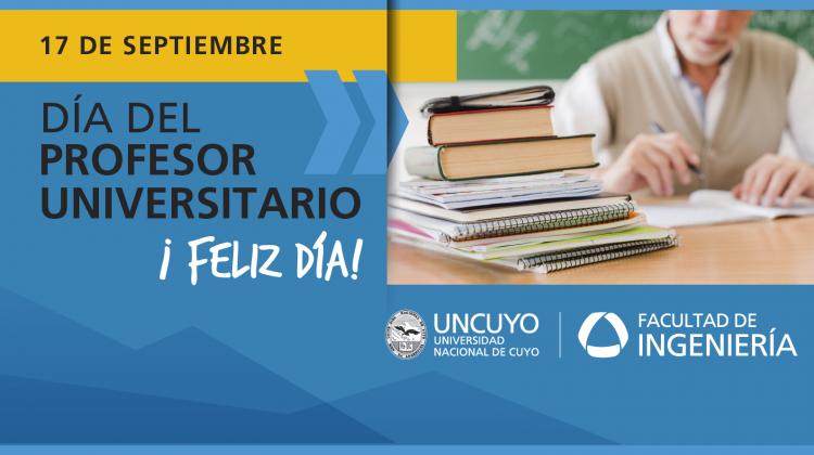 Día del Profesor Universitario