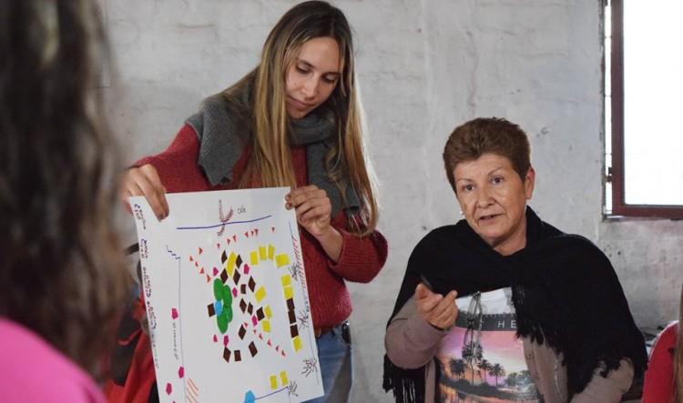 Estudiantes y docentes de la Facultad promueven la apropiación de espacios comunes