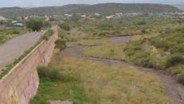 Investigan la actualización del sistema de defensa aluvional del Gran Mendoza