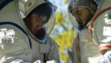 Estudiante realiza experiencia de simulación espacial en Estados Unidos
