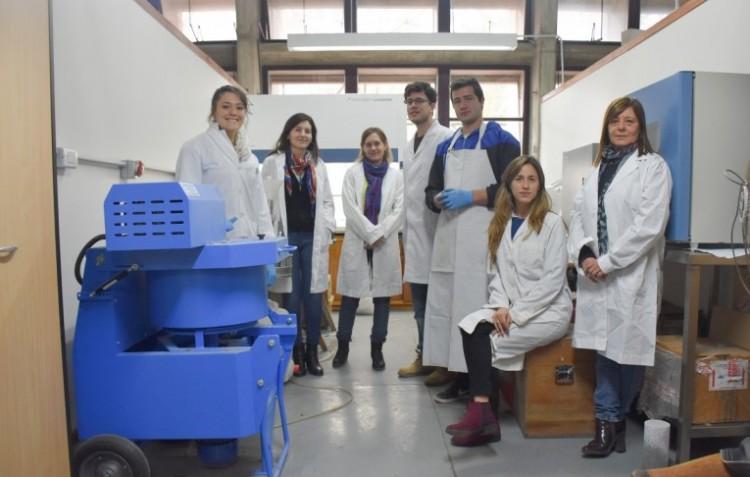 El equipo: Irma Mercante, Susana Llamas, Clarisa Alejandrino, Julieta Chini, Carina Maroto, Juan Pablo Ojeda, Lucas Ávila, Mariano Cereda y Daniel Moreno.