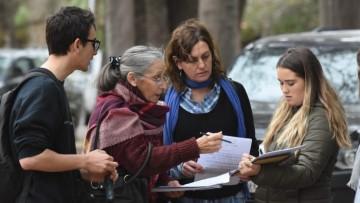 Estudiantes de Arquitectura relevan edificios históricos del Parque General San Martín