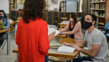 Mesas de exámenes de febrero 2021