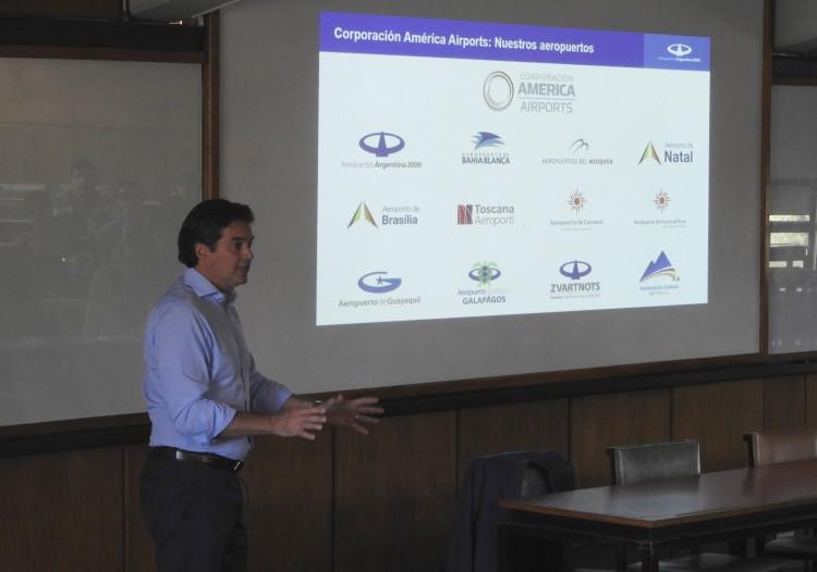 Aeropuertos Argentina 2000 presentó su Programa de Jóvenes Profesionales