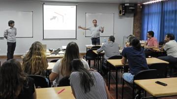 Especialistas brindaron charla sobre soluciones acústicas aplicadas