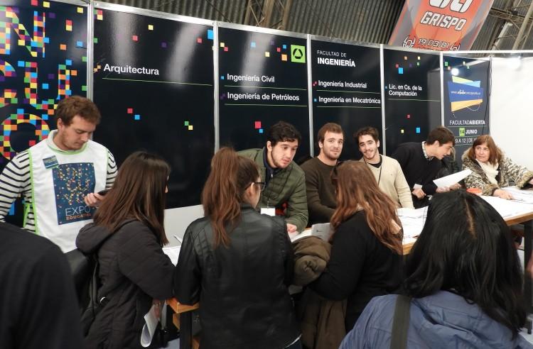Convocatoria de estudiantes informadores para la Expo Educativa