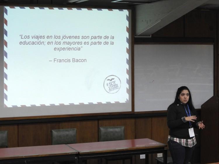 Se realizó reunión informativa sobre Programas de Movilidad de la UNCUYO
